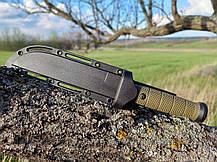 Ножи для охоты, рыбалки и туризма Columbia охотничий тактический военный армейский большой нож 2138B, фото 3