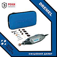 Багатофункціональний інструмент (гравер) Dremel 3000 - 15, 130 Вт, 15 насадок (F. 013.300.0 JL)