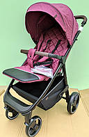 Детская прогулочная коляска CARRELLO Bravo CRL-8512 Chili Red
