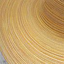 Женская шляпа с широкими полями летняя от солнца шляпка панамка пляжная, фото 4