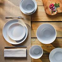 Сервиз столовый серый мрамор Luminarc Diwali Гранит 19 предметов