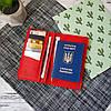 Мужской кожаный бумажник Stedley Ostrek, фото 3