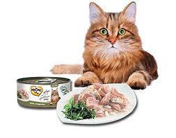 Консерви для кішок