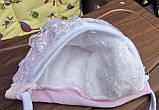 Шапочка для новорожденного, фото 3