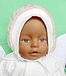 Шапочка для новорожденного, фото 5