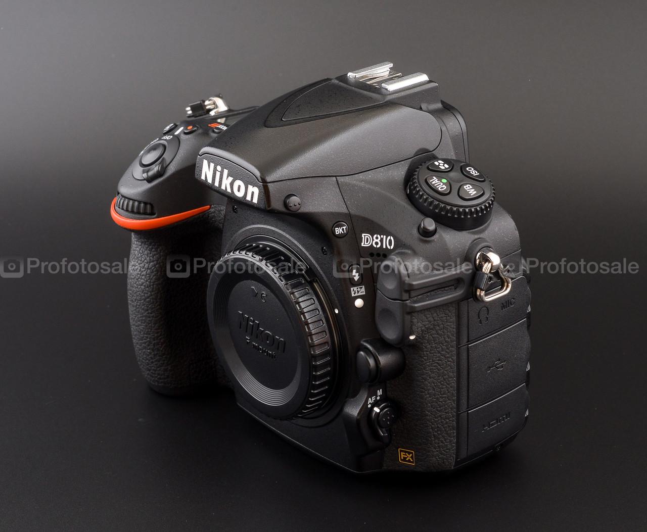 Фотоаппарат Nikon D810