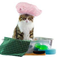 Средства по уходу за кошками (шампуни,спреи)