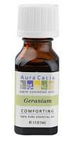 Эфирное масло герань Aura Cacia 15 мл