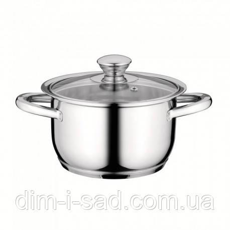 Кастрюля с крышкой BergHOFF Gourmet 3,5 л и 6.5 л 8500151,8500152