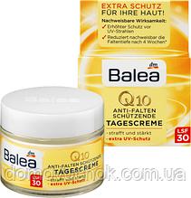 Дневной крем для лица от морщин Balea  Tagespflege Q10 Anti-Falten  50мл