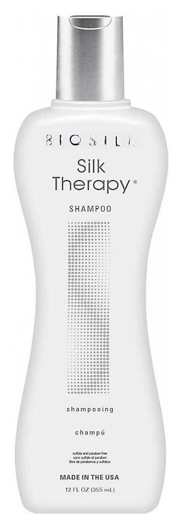 Шампунь для волосся Biosilk Silk Therapy Shampoo 355 мл