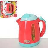Игрушечный Чайник электрический арт.6205, фото 2