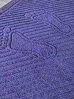 Махровое полотенце для рук лаванда, 50 x 70см, Туркменистан, 700 гр\м2