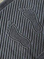 Махровое полотенце для рук серый, 50 x 70см, Туркменистан, 700 гр\м2