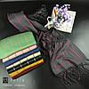 Шерстяной шарф в клетку (разные цвета), фото 4