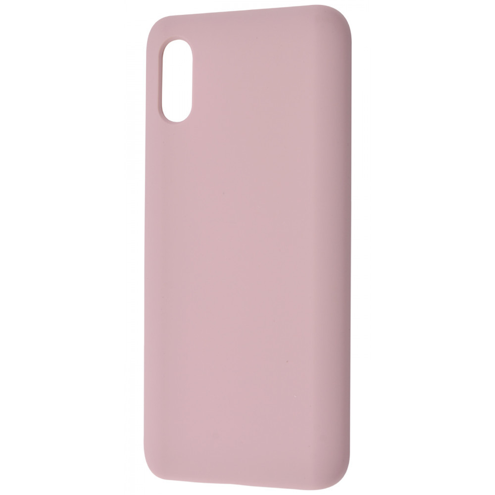 WAVE Full Silicone Cover Xiaomi Redmi 9A pink_sand