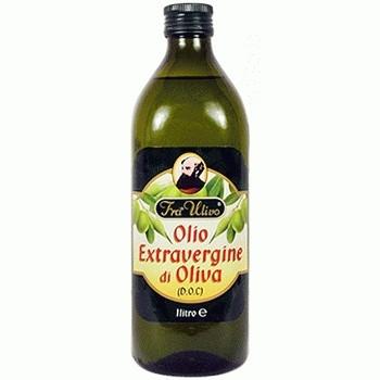 Хорошее итальянское оливковое масло Fra Ulivo Extra Vergine, 1л, первый холодный отжим, рафинированое