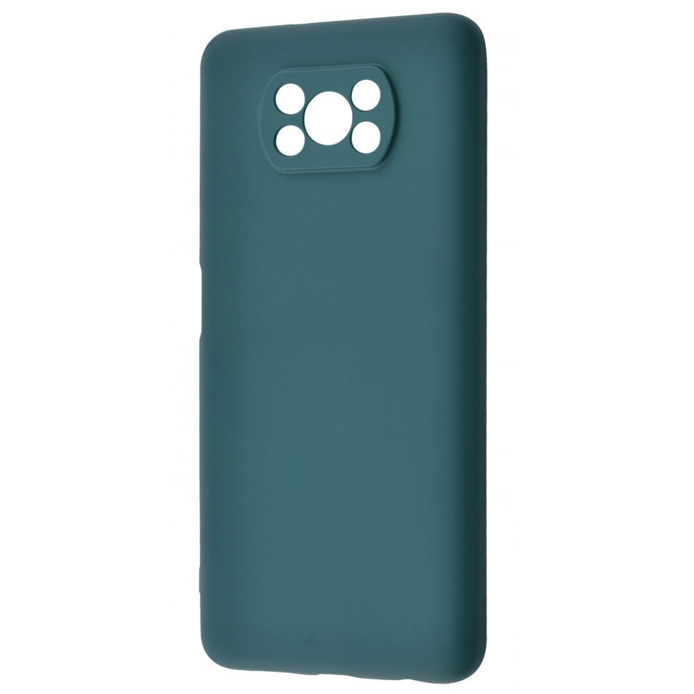 WAVE Colorful Case (TPU) Xiaomi Poco X3/Poco X3 Pro forest green