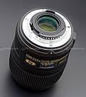 Объектив Nikkor AF-S 60mm f/2.8G macro, фото 4