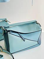 Стильная женская сумочка LOEWE Puzzle (реплика)