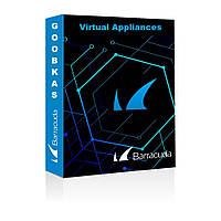 Міжмережевий екран CloudGen VF50 Віртуальні пристрої Barracuda