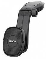 Автодержатель для телефона магнитный HOCO СА61, черный