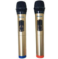 Микрофон беспроводной Su-Kam SM-820A, 2 шт