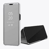 Зеркальный умный Smart чехол-книжка для Huawei Honor 9X Lite / Стекла /, фото 10