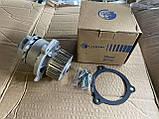 Насос водяний помпа ваз 2108 2109 21099 1111 ока 2110 8 клапанна Luzar, фото 4