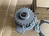 Насос водяний помпа ваз 2108 2109 21099 1111 ока 2110 8 клапанна Luzar, фото 5
