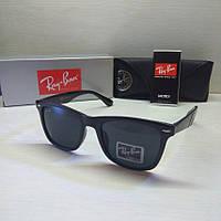 Очки солнцезащитные Ray Ban цвет чёрный, фото 1