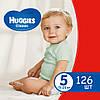 Підгузники Huggies Classic 5 (11-25 кг) Mega Pack 126 шт