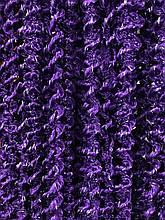 Шторы нити Спиральки Облака 3х3м Фиолетовые