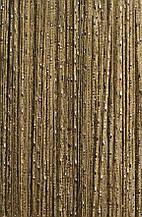 Шторы нити Дождь 1х2м Бежевые с люрексом