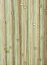 Шторы нити Радуга с квадратным стеклярусом №13+14+15