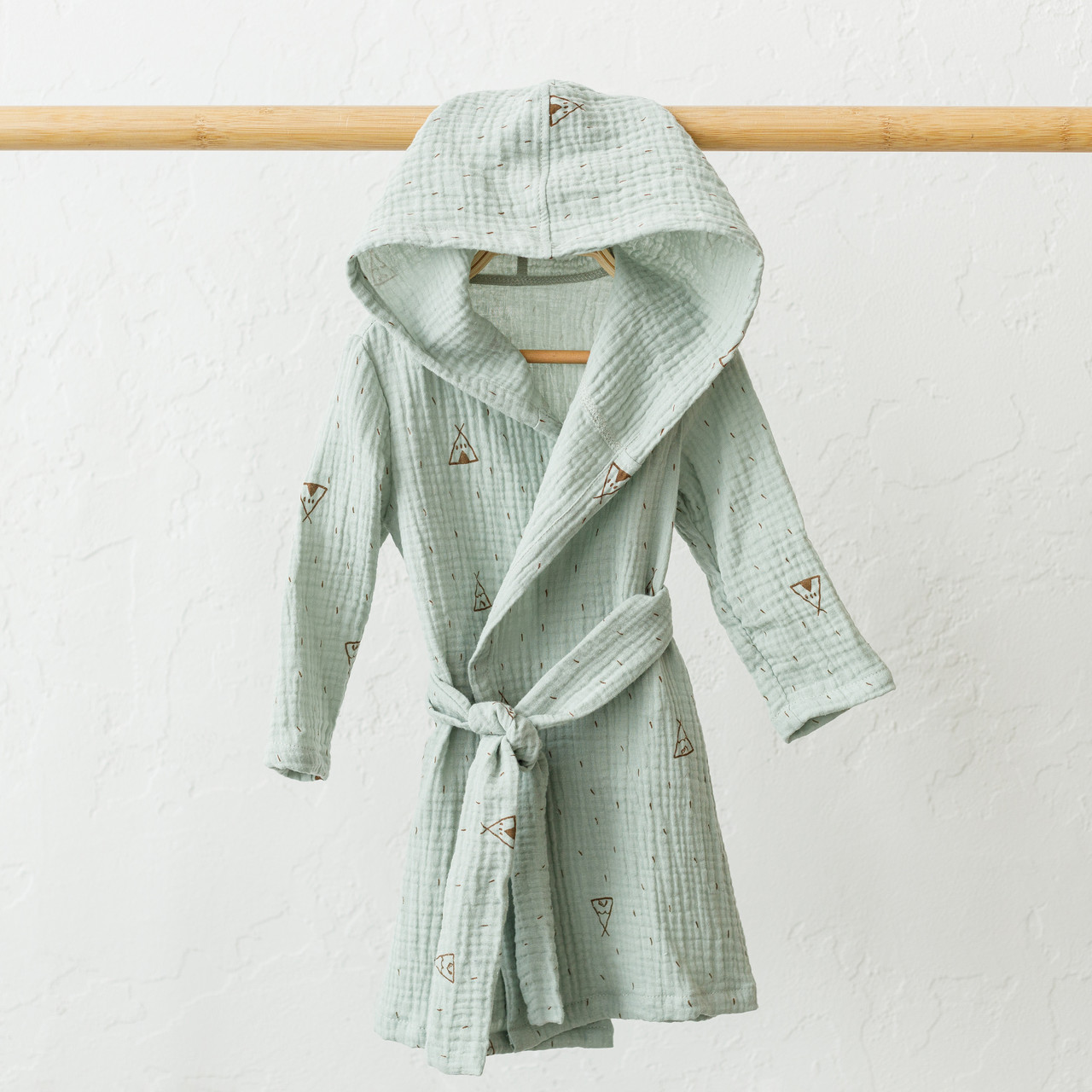 Муслиновый халат Soft, Вігвами