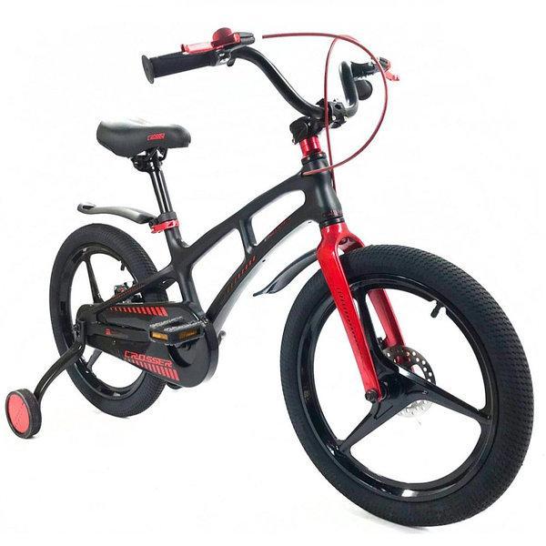 Велосипед Crosser Magnesium bike 16 дюйма сталева вилка