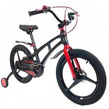 Велосипед Crosser Magnesium bike 16 дюйма стальная вилка