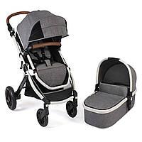CHIC 4 BABY Комбинированная детская коляска с люлькой / спортивным сиденьем и адаптером Maxi-Cosi