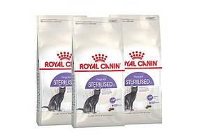 Royal Canin для стерилізованих кішок і кастрованих котів