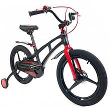Велосипед Crosser Magnesium bike 18 дюйма стальная вилка