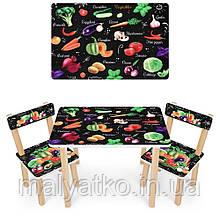 *Набор мебели - столик и 2 стульчика арт. 501-112(EN)