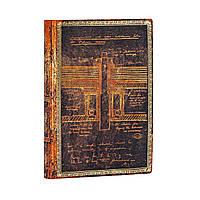 Блокнот Paperblanks Тесла Карманный (10х14 см) в Линию Мягкий (9781439764367), фото 1