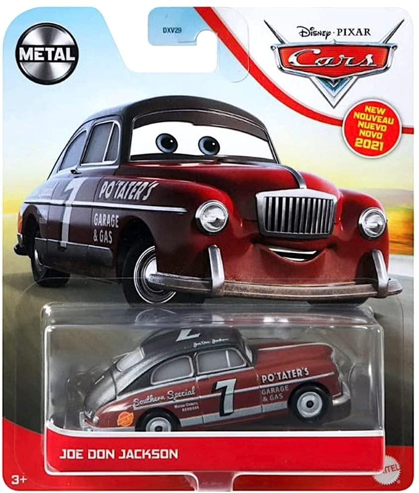 Тачки 3: Джо Дон Джексон (Joe Don Jackson) Disney Pixar Cars от Mattel