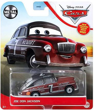 Тачки 3: Джо Дон Джексон (Joe Don Jackson) Disney Pixar Cars от Mattel, фото 2
