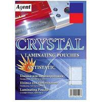 Плівка для ламінування Agent глянц. А5 80мкн (100 шт) (3150011)
