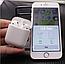 Беспроводные Сенсорные Наушники I18 TWS Apple эпле Bluetooth с Боксом AirPods i8,i7 i12 i16 для IOS и Android, фото 7