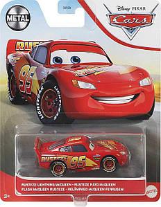 Тачки 3: Молния Маквин Раст Изи (Rust Eze Lightning McQueen) Disney Pixar Cars от Mattel