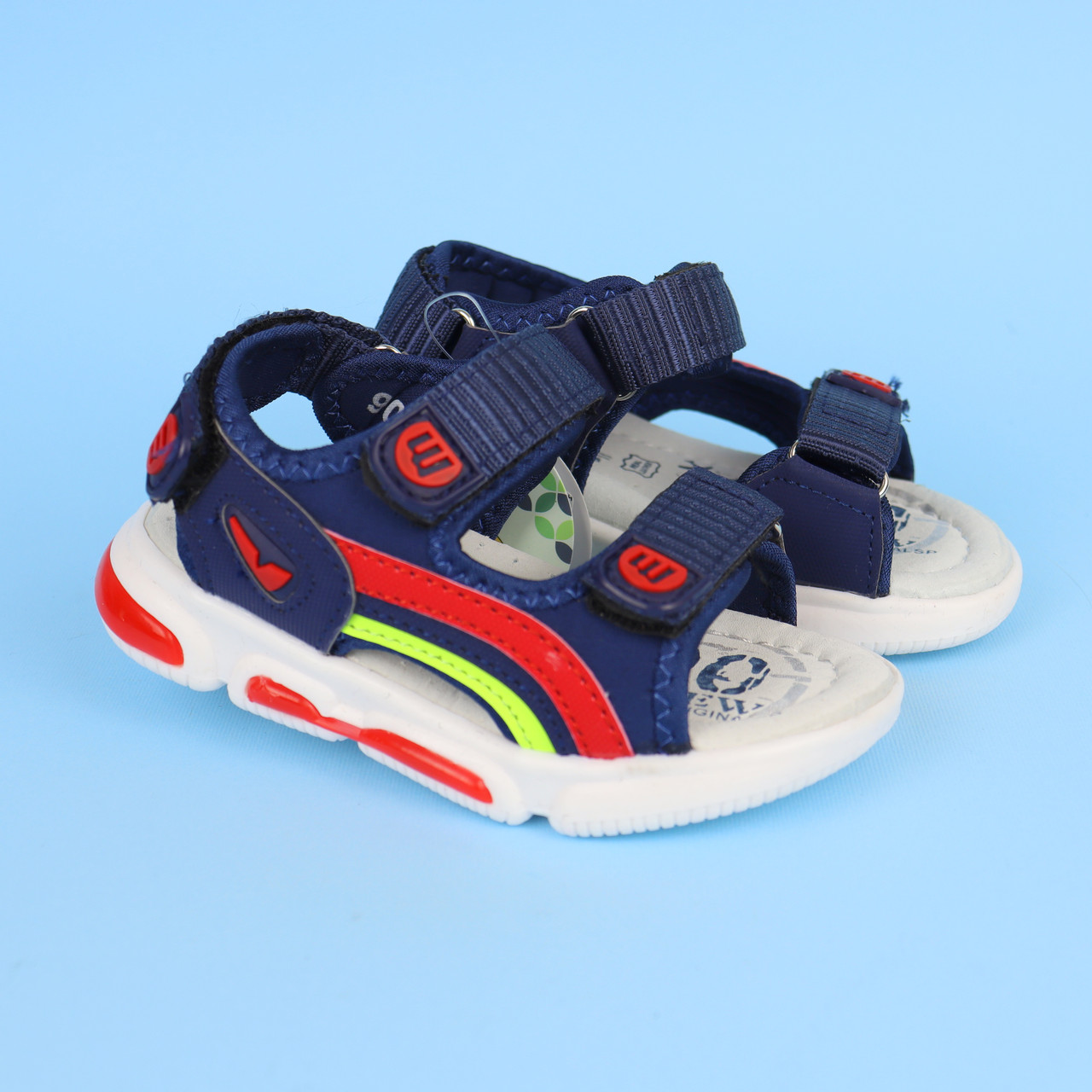 Спортивні босоніжки для хлопчика світяться тм Тому.м розмір 21,22,23,24,25,26