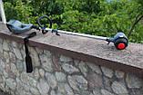 Акція !  Безщітковий тример акумуляторний PowerWorks 60V (GreenWorks 60 V ) з АКБ 2.5 Ah і ЗП PD60LTK25, фото 5